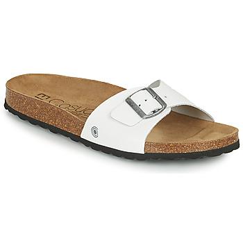 Παπούτσια Άνδρας Τσόκαρα Casual Attitude OMI Άσπρο