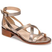 Παπούτσια Γυναίκα Σανδάλια / Πέδιλα Casual Attitude COUTIL Bronze