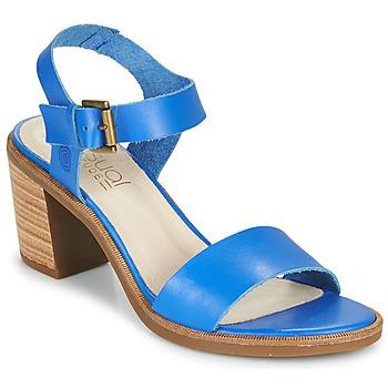 Παπούτσια Γυναίκα Σανδάλια / Πέδιλα Casual Attitude CAILLE Μπλέ