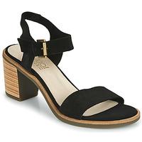 Παπούτσια Γυναίκα Σανδάλια / Πέδιλα Casual Attitude CAILLE Black