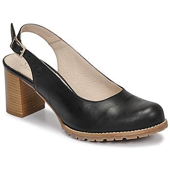 Παπούτσια Γυναίκα Γόβες Casual Attitude OLEA Black