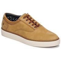 Παπούτσια Άνδρας Χαμηλά Sneakers Casual Attitude OLAFF Camel