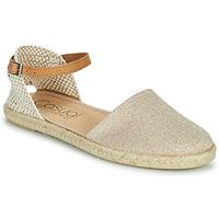 Παπούτσια Γυναίκα Σανδάλια / Πέδιλα Casual Attitude ONINA Gold