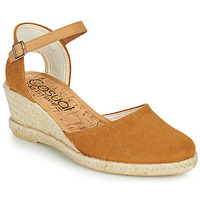Παπούτσια Γυναίκα Σανδάλια / Πέδιλα Casual Attitude ONELLA Camel