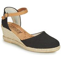 Παπούτσια Γυναίκα Σανδάλια / Πέδιλα Casual Attitude ONELLA Black