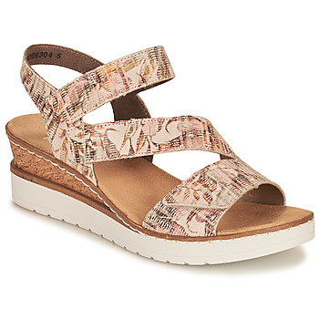 Παπούτσια Γυναίκα Σανδάλια / Πέδιλα Rieker CASSIE Multicolour
