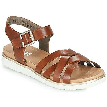 Παπούτσια Γυναίκα Σανδάλια / Πέδιλα Rieker NORRA Brown