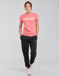 Υφασμάτινα Γυναίκα Φόρμες adidas Performance W E PLN PANT Black
