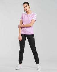 Υφασμάτινα Γυναίκα Φόρμες adidas Performance W 3S FL C PT Black