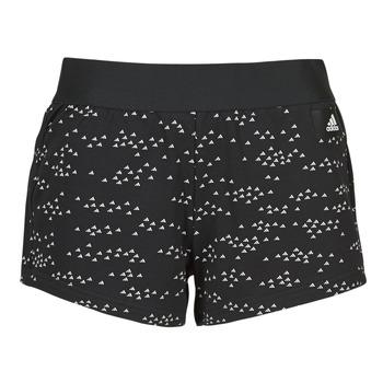Υφασμάτινα Γυναίκα Σόρτς / Βερμούδες adidas Performance W WIN Short Black