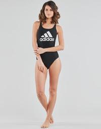 Υφασμάτινα Γυναίκα μαγιό 1 κομμάτι adidas Performance SH3.RO BOS S Black
