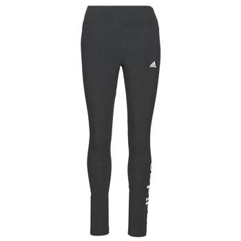 Υφασμάτινα Γυναίκα Κολάν adidas Performance W LIN LEG Black
