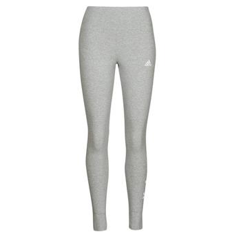 Υφασμάτινα Γυναίκα Κολάν adidas Performance W LIN LEG Grey