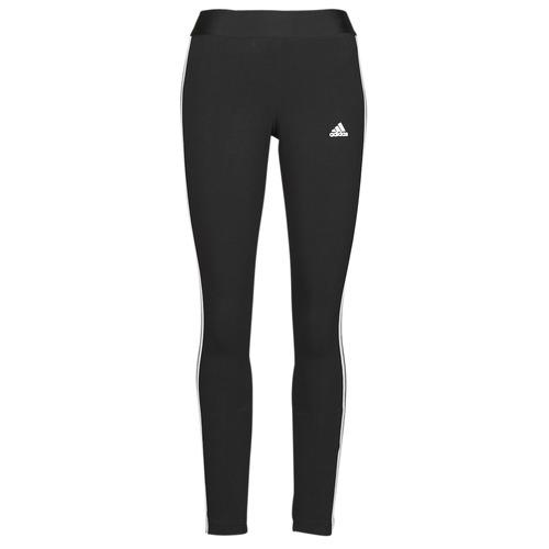 Υφασμάτινα Γυναίκα Κολάν adidas Performance W 3S LEG Black