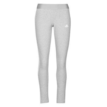 Υφασμάτινα Γυναίκα Κολάν adidas Performance W 3S LEG Grey