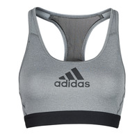 Υφασμάτινα Γυναίκα Αθλητικά μπουστάκια  adidas Performance DRST ASK BRA Grey