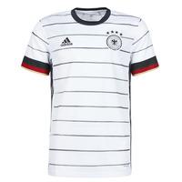 Υφασμάτινα Άνδρας T-shirt με κοντά μανίκια adidas Performance DFB H JSY Άσπρο