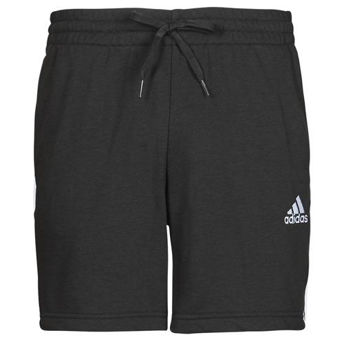 Υφασμάτινα Άνδρας Σόρτς / Βερμούδες adidas Performance M 3S FT SHO Black