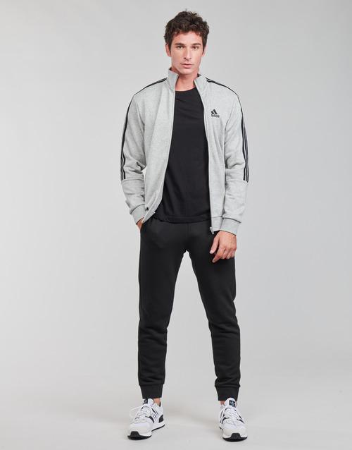 Υφασμάτινα Άνδρας Σετ από φόρμες adidas Performance M 3S FT TT TS Grey