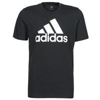Υφασμάτινα Άνδρας T-shirt με κοντά μανίκια adidas Performance M BL SJ T Black