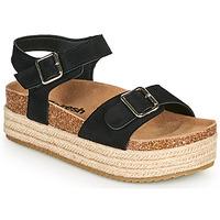 Παπούτσια Γυναίκα Σανδάλια / Πέδιλα Refresh KINNA Black