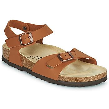 Παπούτσια Κορίτσι Σανδάλια / Πέδιλα Birkenstock RIO Brown