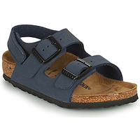 Παπούτσια Αγόρι Σανδάλια / Πέδιλα Birkenstock MILANO HL Μπλέ