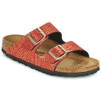 Παπούτσια Γυναίκα Τσόκαρα Birkenstock ARIZONA Red