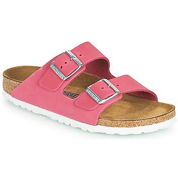 Παπούτσια Γυναίκα Τσόκαρα Birkenstock ARIZONA SFB Ροζ