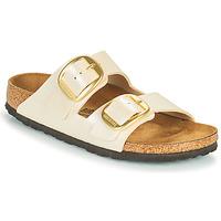 Παπούτσια Γυναίκα Τσόκαρα Birkenstock ARIZONA BIG BUCKLE Άσπρο