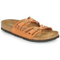 Παπούτσια Γυναίκα Τσόκαρα Birkenstock GRANADA SFB Orange