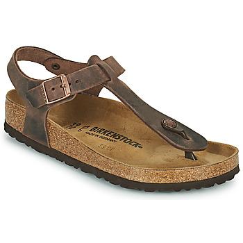 Παπούτσια Γυναίκα Σαγιονάρες Birkenstock KAIRO Brown