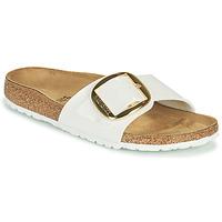Παπούτσια Γυναίκα Τσόκαρα Birkenstock MADRID BIG BUCKLE Άσπρο