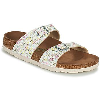 Παπούτσια Γυναίκα Τσόκαρα Birkenstock SYDNEY Άσπρο