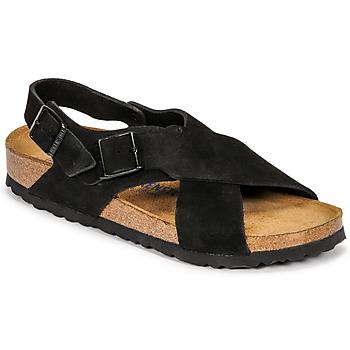 Παπούτσια Γυναίκα Σανδάλια / Πέδιλα Birkenstock TULUM SFB Black