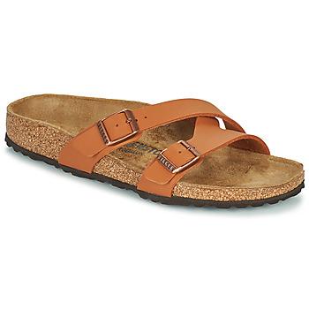 Παπούτσια Γυναίκα Τσόκαρα Birkenstock YAO BALANCE Brown