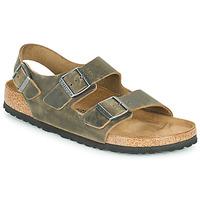 Παπούτσια Άνδρας Σανδάλια / Πέδιλα Birkenstock MILANO Kaki