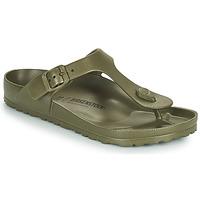 Παπούτσια Γυναίκα Σαγιονάρες Birkenstock GIZEH EVA Kaki
