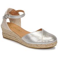 Παπούτσια Γυναίκα Σανδάλια / Πέδιλα Betty London INONO Silver