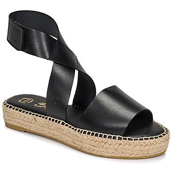 Παπούτσια Γυναίκα Σανδάλια / Πέδιλα Betty London EBALUIE Black