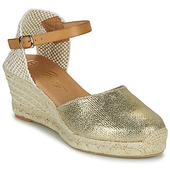 Παπούτσια Γυναίκα Σανδάλια / Πέδιλα Betty London CASSIA Gold