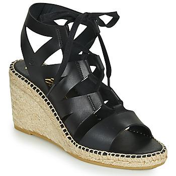 Παπούτσια Γυναίκα Σανδάλια / Πέδιλα Betty London OLEBESY Black