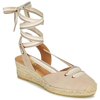 Παπούτσια Γυναίκα Σανδάλια / Πέδιλα Betty London OJORD Beige