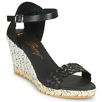 Παπούτσια Γυναίκα Σανδάλια / Πέδιλα Betty London OBRENNA Cognac