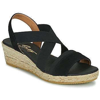 Παπούτσια Γυναίκα Σανδάλια / Πέδιλα Betty London OLINDR Black