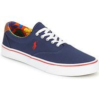 Παπούτσια Άνδρας Χαμηλά Sneakers Polo Ralph Lauren THORTON-SNEAKERS-VULC Marine