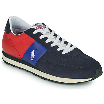 Παπούτσια Άνδρας Χαμηλά Sneakers Polo Ralph Lauren TRAIN 85-SNEAKERS-ATHLETIC SHOE Marine / Red