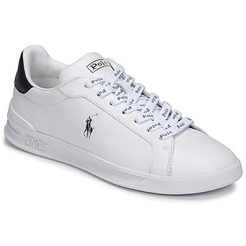 Παπούτσια Χαμηλά Sneakers Polo Ralph Lauren HRT CT II-SNEAKERS-ATHLETIC SHOE Άσπρο / Marine