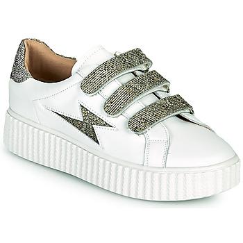 Xαμηλά Sneakers Vanessa Wu BK2231AN ΣΤΕΛΕΧΟΣ: Δέρμα & ΕΠΕΝΔΥΣΗ: Ύφασμα & ΕΣ. ΣΟΛΑ: Ύφασμα & ΕΞ. ΣΟΛΑ: Καουτσούκ