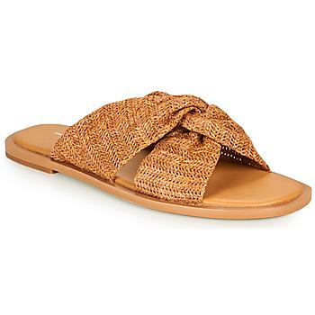 Παπούτσια Γυναίκα Τσόκαρα Vanessa Wu SD2223CM Brown